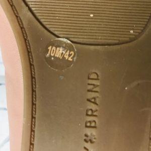 Lucky Brand Shoes - Lucky Brand Bylando Leather Bijou Flat ~ 10M NWOB